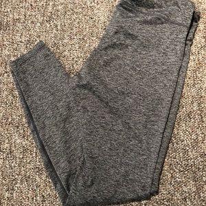 Live fit grey leggings